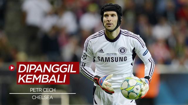 Berita Video Petr Cech kembali masuk dalam skuat utama Chelsea di masa pandemi COVID-19