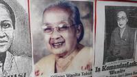 Foto Sutari, istri mantan pengawal Presiden Soekarno, Mayor (Purn) Abu Arifin. (Foto: Liputan6.com/Muhamad Ridlo)