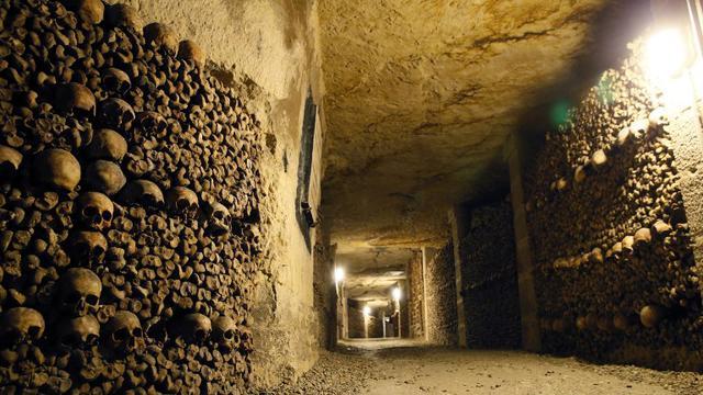 Mengintip Kuburan Paling Seram di Perancis