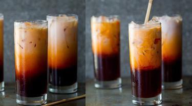 Resep Cara Membuat Thai Tea Homemade Ala Dum Dum Rasa Super