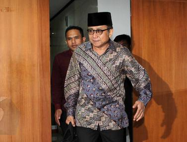 Kesaksian Ego Syahrial di Sidang Lanjutan Waryono Karno