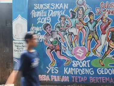 Mural Pemilu