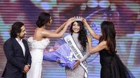 Miss Universe Bangladesh 2020, Tangia Zaman Methila. (dok. Instagram @tanjia.methela/https://www.instagram.com/p/CNPWxmEj6P3/)