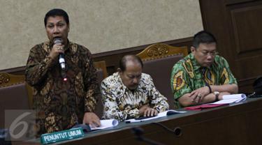 20160223-Jessica Wongso Absen di Sidang Perdana Praperadilan -Jakarta