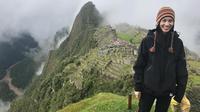 Kiko Mizuhara saat berwisata ke Machu Picchu, Peru. (dok. Instagram @i_am_kiko/https://www.instagram.com/p/BshfXJJgjVD/Putu Elmira)