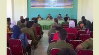 Pemerintah Kabupaten Bantaeng melalui Dinas Sosial Tenaga Kerja dan Transmigrasi Kabupaten Bantaeng melakukan upaya validasi data PMKS