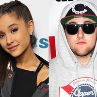 Ariana Grande tepis tuduhan dirinya berselingkuh dari Mac Miller pada Pete Davidson. (Cindy Ord/David Livingston/Getty Images/E!)