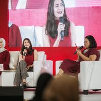 Pond's ajak perempuan Indonesia untuk rayakan hari kartini lewat event menarik bertajuk  Find Your True Glow. (Foto: Dok. pond's indonesia & Beauty Journal)