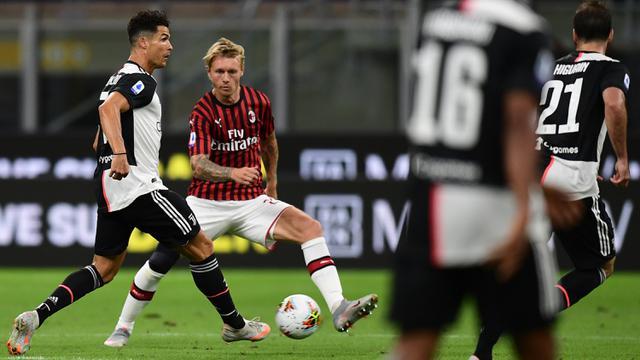 AC Milan Sukses Tumbangkan Juventus