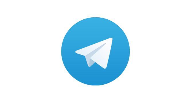 Logo Aplikasi Telegram