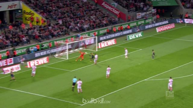 Berita video highlights Bundesliga, Koln vs RB Liepzig, Minggu (1/10/2017). This video presented by BallBall.