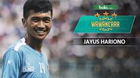 Wawancara Jayus Hariono (Bola.com/Adreanus Titus)