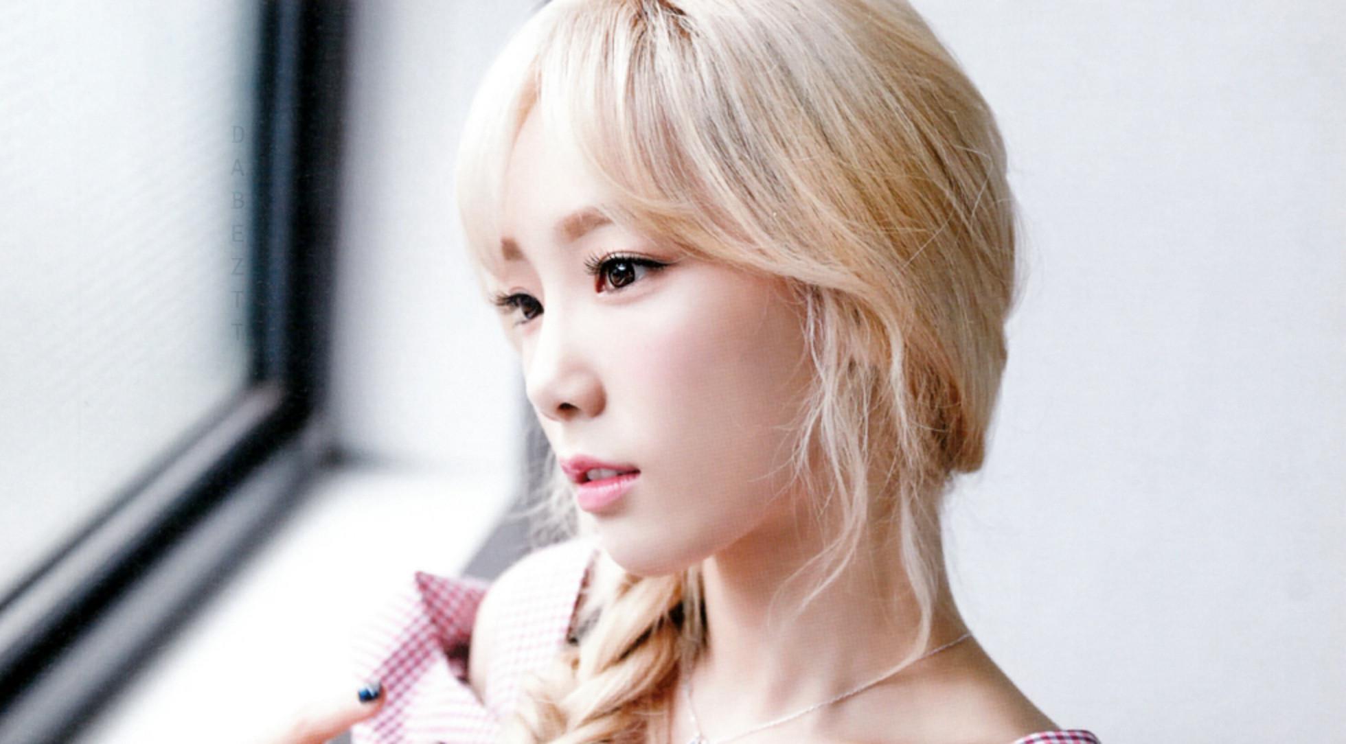 Taeyon `Girls Generation` (Soompi)