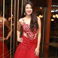 Aurelie Moeremans (Nurwahyunan/Bintang.com)