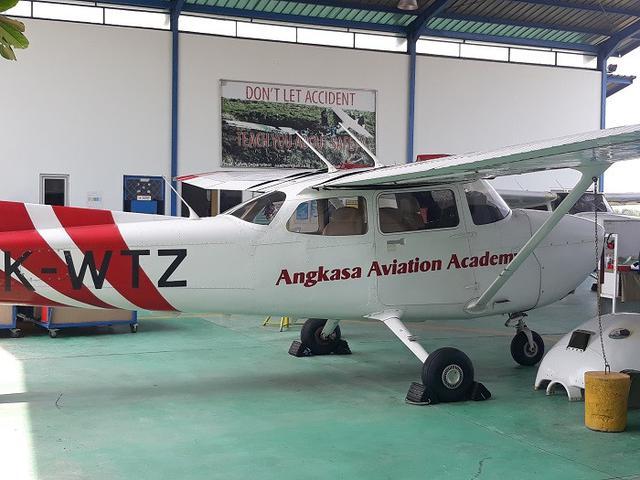 Lion Air Group Cetak Pilot Kelas Dunia Lewat Angkasa Aviation Academy Citizen6 Liputan6 Com