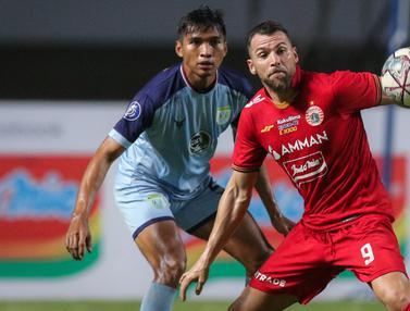 Persija Jakarta VS Persela Lamongan