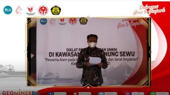 Cetak Wirausahawan di Desa, PPSDM dan Dekranas Gelar Pelatihan UMKM