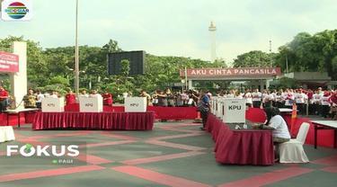 Majelis Ulama Indonesia (MUI) menyatakan sikap tak memilih atau golput pada pemilihan umum hukumnya haram.
