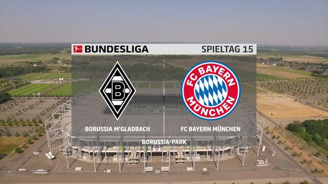 Berita video highlights Borussia Monchengladbach melawan Bayern Munchen pada pekan ke-15 Bundesliga 2020/2021 yang berakhir dengan skor 3-2, Sabtu (9/1/2021) dinihari WIB.