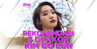 Apa saja drakor yang dibintangi oleh Kim Go Eun yang wajib kamu tonton? Yuk, kita cek video di atas!