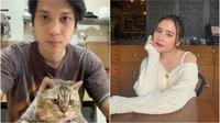 Dikta dan Prilly Latuconsina. (Instagram/ dikta - prillylatuconsina96)