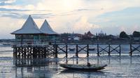 Pantai Kenjeran adalah pantai yang ada di Surabaya (Foto: travelmatekamu.com)