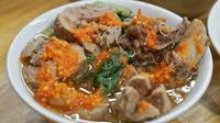 Bakso Rusuk Samanhudi, kuliner Jakarta. (dok. Instagram @pemburu.bakso/https://www.instagram.com/p/BfIMperhEM2/?utm_source=ig_web_copy_link/Asnida Riani)
