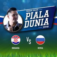 Tuan rumah Rusia akan kembali bertanding untuk memperebutkan satu tempat di laga semifinal melawan Timnas Kroasia.