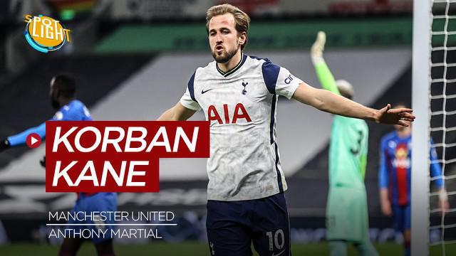 Berita video spotlight kali ini membahas tentang empat pemain yang bakal di korbankan Manchester United demi datangkan Harry Kane.