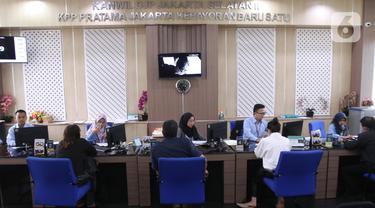 Pelaporan SPT Pajak 2020 Ditargetkan Capai 80 Persen