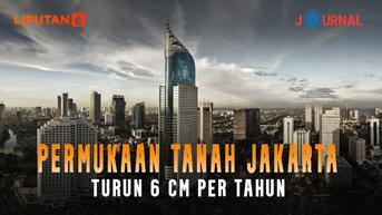 Journal: Tanggul Jakarta dan Misi Menyelamatkan Ibukota