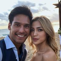 Richard Kyle dan Jessica Iskandar. (Foto: instagram.com/richo_kyle)