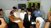 Presiden Jokowi. (Liputan6.com/Panji Prayitno)