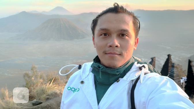 Hasil foto selfie Oppo Reno2. Liputan6.com/Mochamad Wahyu Hidayat