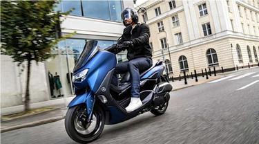Yamaha NMax 125 (RideApart)
