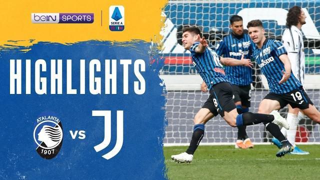 Berita Video Highlights Liga Italia, Juventus Telan Kekalahan dari Atalanta 0-1