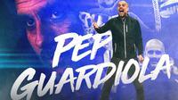 Manchester City - Pep Guardiola (Bola.com/Adreanus Titus)