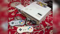 Konsol langka Super Nintendo PlayStation. (Doc: Endgadget)