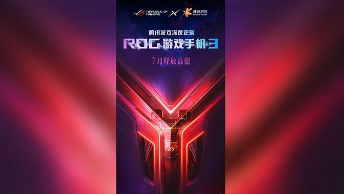 Asus konfirmasi peluncuran ROG Phone 2. (Doc: Asus/ Gizchina)