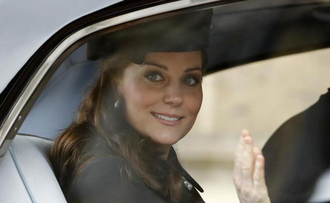 Kate Middleton/ copyright AFP/Tolga AKMEN/POOL