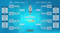 Piala Eropa - Bagan Euro 2020 (Bola.com/Adreanus Titus)