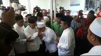 Minta Restu Jadi Cawapres, Ma'ruf Amin Keliling Ponpes di Jawa Timur