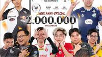 MPL Indonesia membuat aktivasi yang mengajak para penggila Mobile Legends ikut serta.  (FOTO / MPL ID)