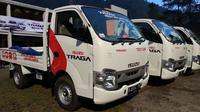 Isuzu Traga mengusung mesin 2.5 liter. (Amal/Liputan6.com)
