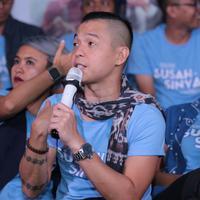 Preskon film Susah Sinyal (Adrian Putra/bintang.com)