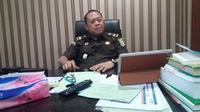 Kepala Seksi Penerangan Hukum Kejaksaan Tinggi Sulawesi Selatan, Salahuddin (Liputan6.com/ Eka Hakim)