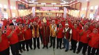 Calon Gubernur Sumatera Utara Djarot Saiful Hidayat. (Liputan6.com/Reza Efendi)