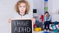 Kiat Menenangkan Anak dengan ADHD