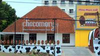 Chocomory menghadirkan produk-produk cokelat berkualitas dan sehat dari Cimory.