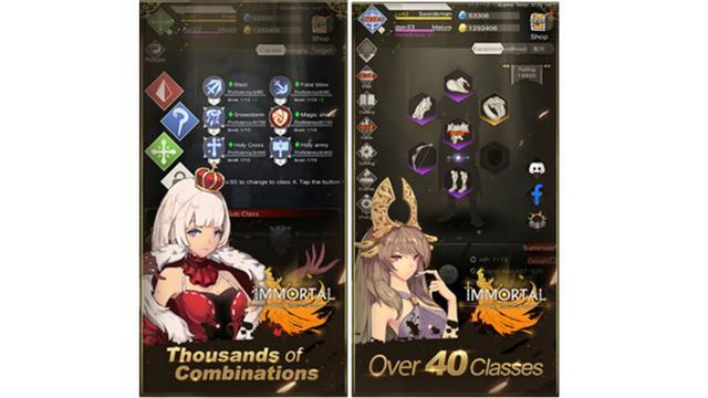 050518600 1591331466 immortal2 - Immortal Reborn: Game Mobile Bertema Dark Minimalist Style Pertama